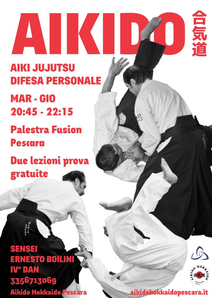 aikidoposter